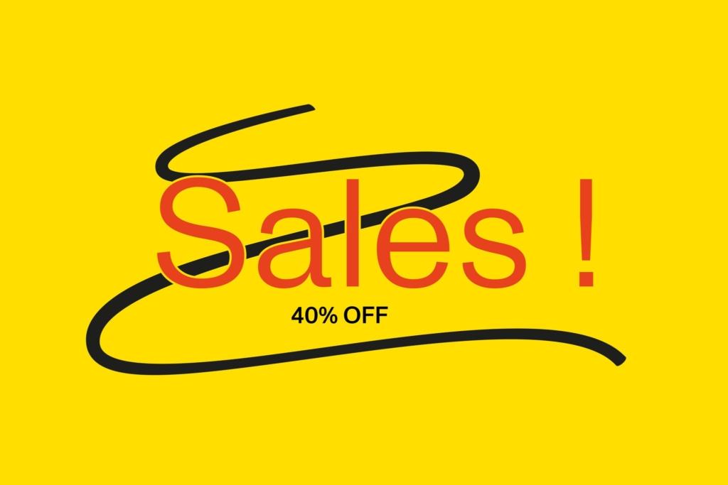 PRIVATE SALES : -40% CHEZ DISTANCE